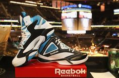 #Reebok Shaq Attaq #Sneakers