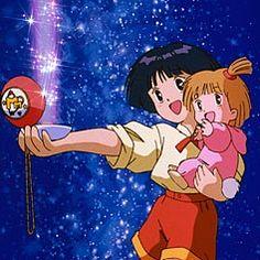 أنا وأختي مسلسل رسوم متحركة ياباني (أنمي) من إنتاج شركة سنرايز (بالإنكليزية: Sunrise) عام 1992. القصة هي عن فرح، فتاة تدرس في الصف الرابع، سافر والداها إلى الهند فتأتي ابنة خالتها لتعيش معها، وفي ذات اليوم الذي يسافر فيه والداها، تظهر فتاة صغيرة في المنزل قادمة من كوكب آخر، وعرفت فيما بعد أن اسمها مروة, من خلال اتصال والدة الطفلة عن طريق جهاز خاص كان معها عندما ظهرت.