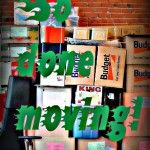 Moving Survival Tips – Part 2 (printable checklist), Part 1 is also on this board #PCSing #moving