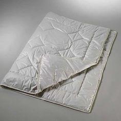 WohltäTig Bettdecke Wildseide Sommerdecke 60% Seide Und 40% Baumwolle Sommerbett Waschbar Bettdecken Möbel & Wohnen