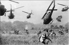 American Soldiers in Viet Nam
