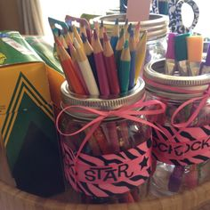 Homework Caddy for Her Homework Caddy, Homework Organization, Back 2 School, Cleaning, My Style, Back School, Home Cleaning