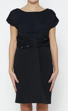 Loeffler Randall Black Dress