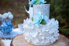 Winter Wedding Wonderland + Ever After Bridal