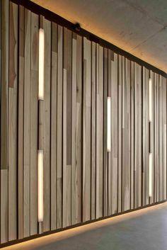 yabu pushelberg leather wall panel details - Google Search