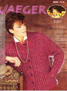 ladies ribbed mohair cardigan knitting pattern pdf womens mohair jacket crew…