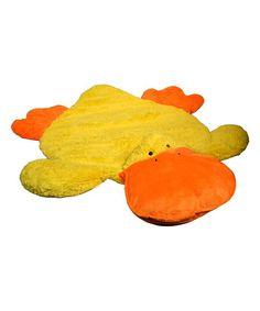 Duck Plush Nursery Rug