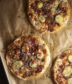(vía Fingerling Potato and Crispy Bacon Pizzas | Blog | Noel Barnhurst)