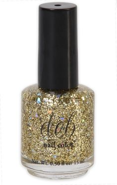clear gold glitter nail polish  $3.37    special offer: 25% off sitewid