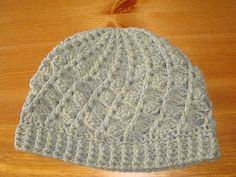 [Free Pattern] Deceptively Simple Pattern Turns Into A Fabulous Divine Hat - Knit And Crochet Daily