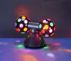Double Disco Ball - good for sweet 16 parties