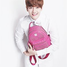 GUY CANDY: Celebrate Valentine's Day with EXO's adorable MCM photo shoot