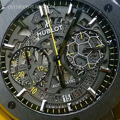For the #WorldCup fans @osterjewelers presents the Limited Edition #Hublot Classic Fusion Pele Chronograph with signed T-Shirt by Pele himself!