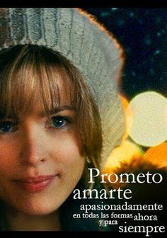Prometo amarte apasionadamente #Votos de amor #The vow :3
