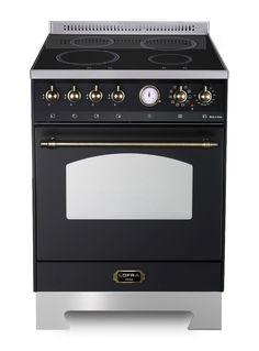 cfa9a472cb2e1 Lofra - Dolce Vita 90cm (induction) Brass fittings (2 ovens)