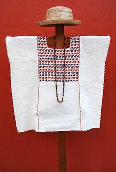 Luaoaxaca Textiles de Oaxaca   BLUSAS-HUIPILES
