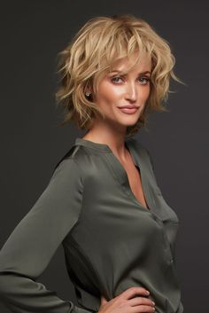 Sophia Lace Front Remy Human Hair Wig by Jon Renau (Exclusive) - Wigstudio1.com $1055.40 Free Shipping / Free Returns http://www.wigstudio1.com/products/sophia-lace-front-wig-renau-exclusive