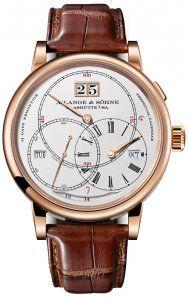 A. Lange&Sohne Lange Richard Calendario Perpetuo Terraluna 45.5mm del reloj para hombre