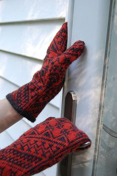 Heart of a Nation Mitts