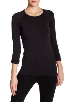 Image of Z By Zella Sweet Success Long Sleeve Seamless Tee $23