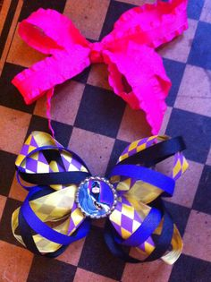 https://m.facebook.com/Isabellasbowtique1 Hand made hair bows!