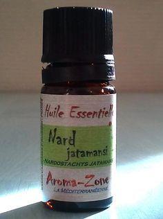 Longs Cheveux au Naturel: Une huile essentielle mystique, qui stimule la pousse des cheveux : le Nard Jatamansi.