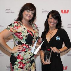 Nicolle and Manuella, founders of Assist-A-Sista at the Westpac business awards, amazing women looking absolutely stunning in #leinabroughton