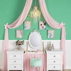 8 Room Decor Ideas For Kids Disney Princess Bedroom Decor Girls Princess Bedroom, Disney Princess Room, Girls Bedroom, Bedroom Ideas, Toddler Princess Room, Disney Girls Room, Disney Playroom, Princess Room Decor, Disney Bedrooms