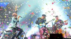 BBC Music - Glastonbury, 2016 - How Coldplay became the ultimate Glastonbury headliners