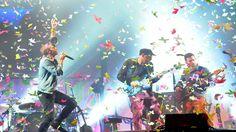 BBC Music - Glastonbury, 2016 - How Coldplay became the ultimate Glastonbury headliners