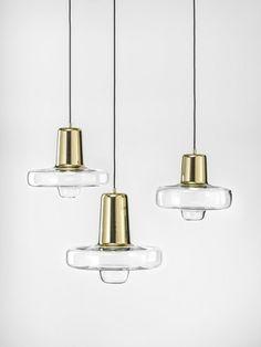 Lasvit Spin light. 33 x 30cm. Supplier Living Edge