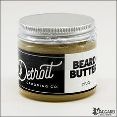 Detroit Beard Butter