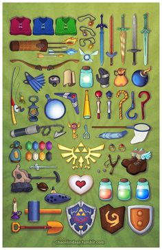 Zelda Arsenal