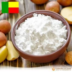 Benin started to import cereals grain, patatoes flour and meal flour from Turkey in 2015 and became one of the top importers in a short amout of time.