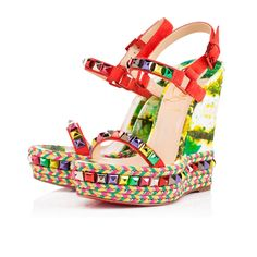 white christian louboutin shoes - Christian Louboutin Wedges on Pinterest | Christian Louboutin ...