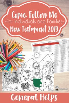 New Testament — Chicken Scratch N Sniff Lds Primary Lessons, Fhe Lessons, Primary Activities, Church Activities, Sunday Activities, Activity Days, Family Scripture, Scripture Study, Bible