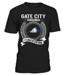 Gate City, Virginia - It's Where My Story Begins #GateCity