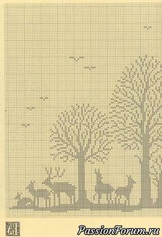 Filet Crochet, Crochet Projects, Vintage World Maps, Crochet Patterns, Cross Stitch, Crochet Fashion, Charts, Diys, Fantasy
