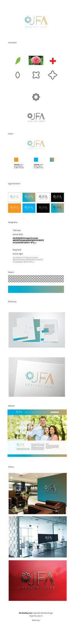 JFA Healthcare Design. Skincare Branding, Company Values, Spa Design, Reference Letter, Healthcare Design, Beauty Spa, Healthy People 2020, Deco, Climate Change