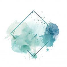 Watercolor Logo, Green Watercolor, Watercolor Texture, Abstract Watercolor, Watercolor Splatter, Flower Background Wallpaper, Flower Backgrounds, Watercolor Background, Abstract Backgrounds