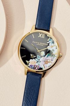 Olivia Burton Dial Watch | Anthropologie UK