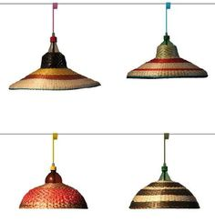 the PET Recycled Plastic Lamp Shade projec