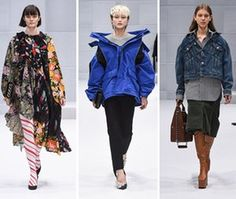 Paris fashion week autumn/winter 2016: the key shows – in pictures    Balenciaga