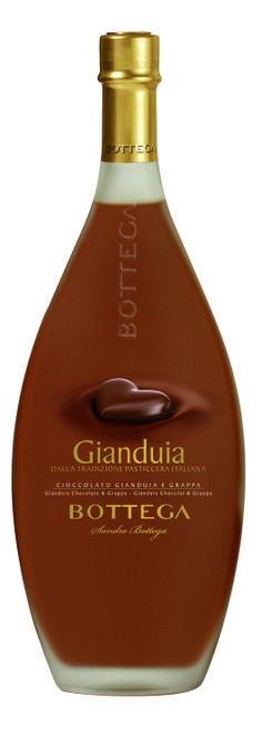 The Gianduia Cream Liqueur is a creamy and pleasantly sweet liqueur, characterized by an exciting taste of Gianduia