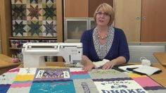quilts are a popular gift and a great way to preserve memories! Here are some tips to make your next t-shirt quilt easier.T-shirt quilts are a popular gift and a great way to preserve memories! Here are some tips to make your next t-shirt quilt easier. Quilting Tips, Quilting Tutorials, Quilting Projects, Machine Quilting, Sewing Projects, Sewing Tips, Sewing Hacks, Rag Quilt, Quilt Blocks