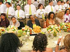 Oprah's legends luncheon | The Legends Luncheon