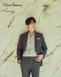 Lee Dong Wook For Oliver Sweeney 2017 S/S Collection | Couch Kimchi