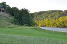 Pete Dye River Course - hole 18, Ralph Arthur photo