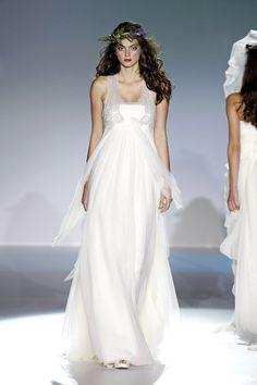Consejos de moda: Novias bajitas www.webnovias.com