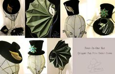 A Blog Dedicated to the Promotion of Couture Millinery